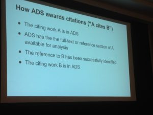 How ADS awards citations