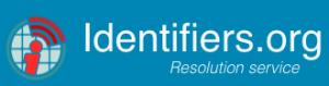 Identifiers.org logo